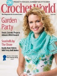 Crochet World №3 2016