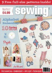 Sewing World �243 2016