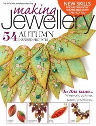 Making Jewellery Issue 86 - Ноябрь 2015