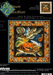 "Janlynn 106-33 ""Shell & Fish collection"""