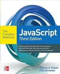 JavaScript The Complete Reference (3rd Edition)