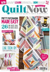 Quilt Now - Issue 15 2016