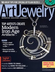 Art Jewelry – March 2015