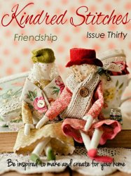 Kindred Stitches - Issue 30 2016