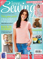 Love Sewing - Issue 17, 2016