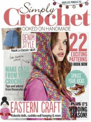 Simply Crochet – Issue 44 2016