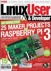 Linux User & Developer №164 2016