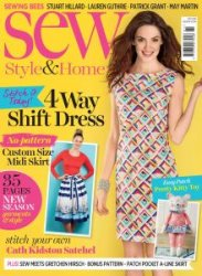 Sew Style & Home №84 2016