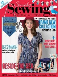 Simply Sewing №17 2016