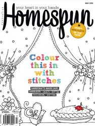 Australian Homespun №156, 2016
