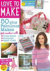 Love to make with Woman's Weekly - June 2016