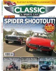 Classic & Sports Car №3 (June 2016)