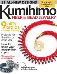 Kumihimo Fiber & Bead Jewelry - May 2016