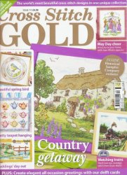 Cross Stitch Gold Issue 74 2010