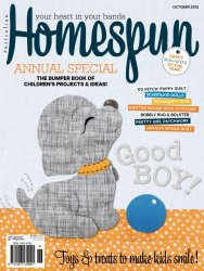 Homespun October 2015