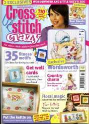 Cross Stitch Crazy №77, 2005