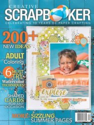 Creative Scrapbooker - Summer 2016