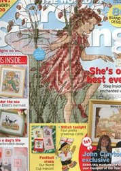 The world of cross stitching № 112, 2006