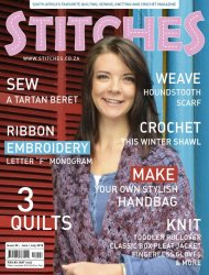 Stitches - Issue 50 2016