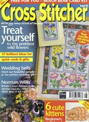 Cross Stitcher № 72, 1998