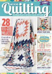 Weekend Quilting 2016