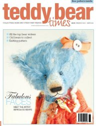 Teddy Bear Times �223, 2016 June-July