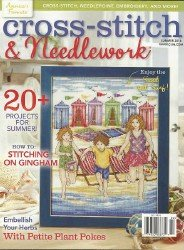 Cross-Stitch & Needlework Vol.11 №2 2016