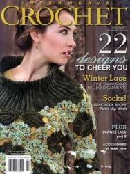 Interweave Crochet - Winter 2011