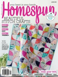 Australian Homespun June 2016
