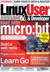Linux User & Developer №166 2016