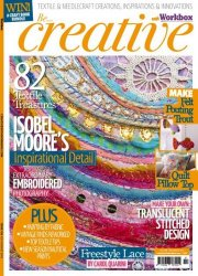 Be Creative with Workbox - July-August 2016