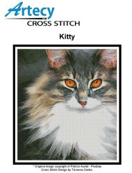 Kitty (Artecy Cross Stitch)