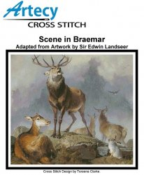 Scene in Braemar (Artecy Cross Stitch)