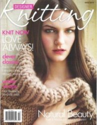 Designer Knitting magazine - Winter 2012/2013