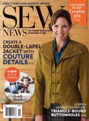 Sew News №349 October/November 2015