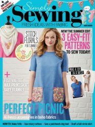 Simply Sewing - Issue 18 2016