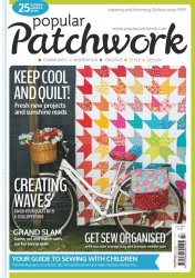 Popular Patchwork - July 2016