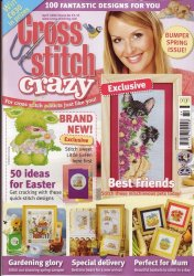 Cross Stitch Crazy №84, 2006