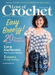 Love of Crochet Summer 2016