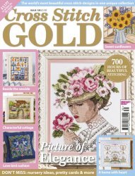 Cross Stitch Gold - Issue 130 2016