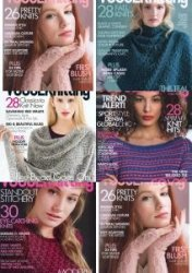 Vogue Knitting - 2015 (5 номеров)