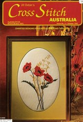 Jill Oxton's Cross Stitch Australia № 11, 1993