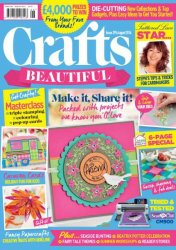 Crafts Beautiful № 295 August 2016