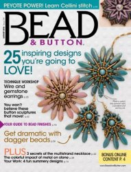 Bead & Button � 134  August 2016