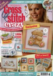 Cross Stitch Crazy №88, 2006