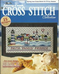 Stoney Creek Cross Stitch Collection Spring 2015