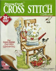 Stoney Creek Cross Stitch Collection - Spring 2012
