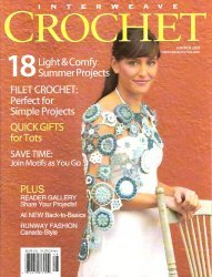 Interweave Crochet - Summer 2008