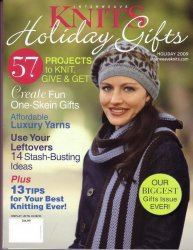 Interweave Knits Holiday Gifts 2009