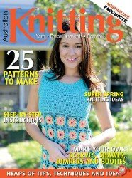 Australian Knitting Vol.6 �3 2014